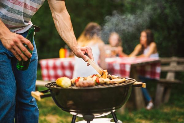 Barbecuevlees pakket