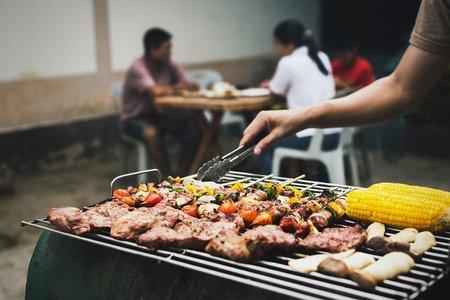 Compleet verzorgde barbecue